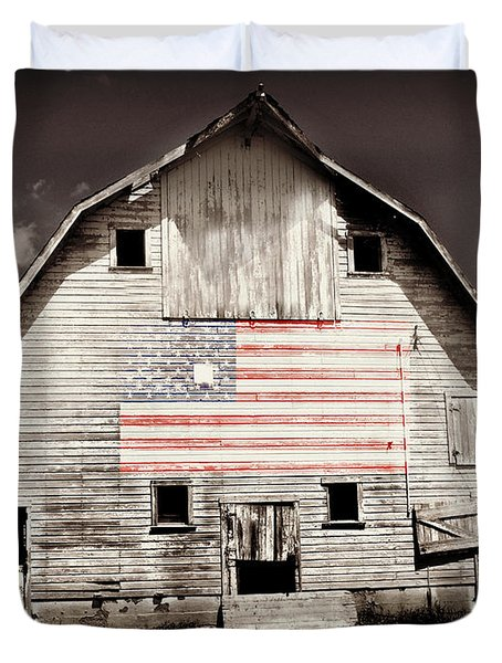The American Farm Duvet Cover