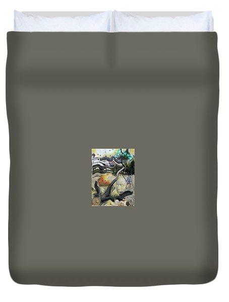 The Anchor Duvet Cover
