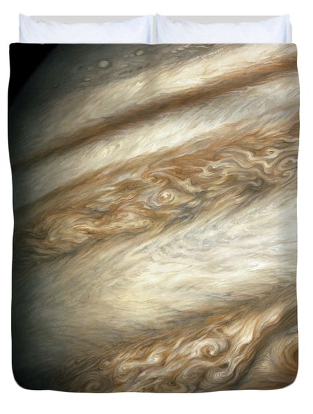 The Ancient Dance Of Europa And Jupiter Duvet Cover