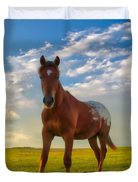 The Appy Duvet Cover