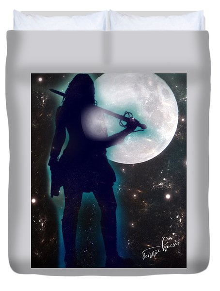 The Arrival Duvet Cover by Vennie Kocsis