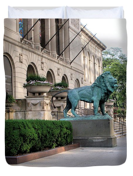 The Art Institute Of Chicago - 3 Duvet Cover