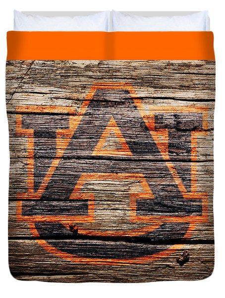 The Auburn Tigers 1a Duvet Cover
