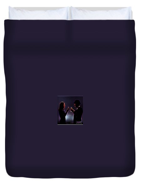 The Avengers #1 Duvet Cover
