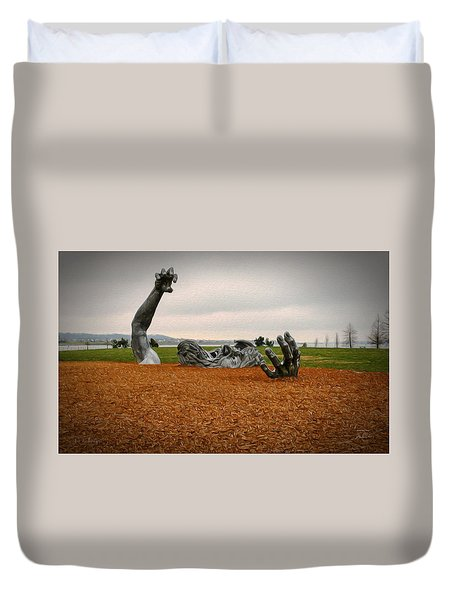 The Awakening Duvet Cover