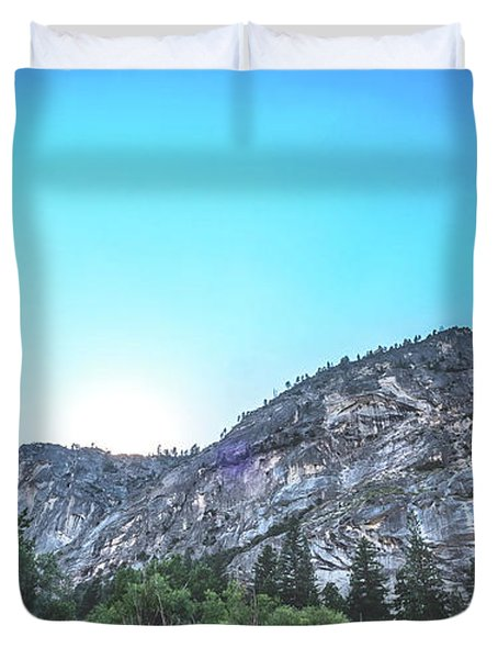 The Awe- Duvet Cover