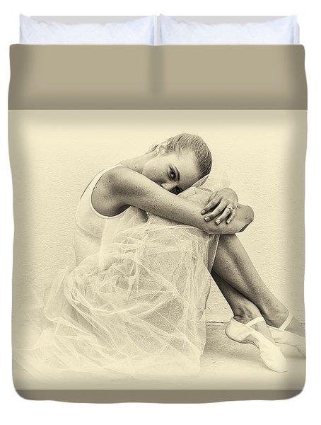 Le' Ballerina Duvet Cover