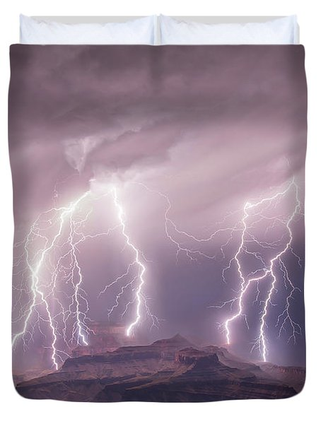 The Baragge Duvet Cover