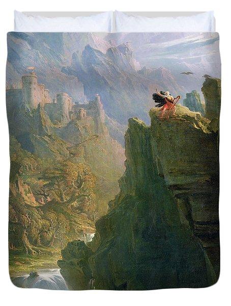 The Bard Duvet Cover