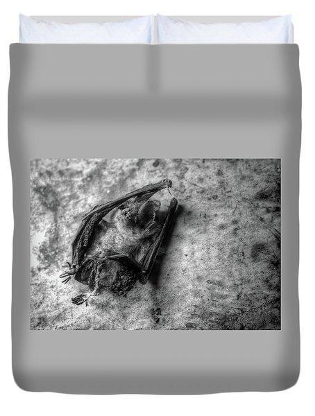 The Bat Duvet Cover