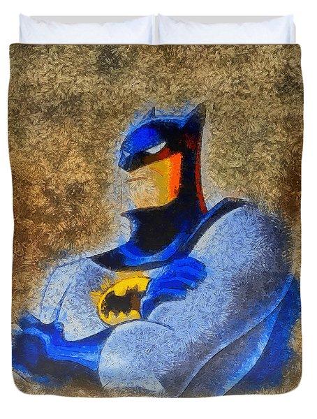 The Batman - Da Duvet Cover