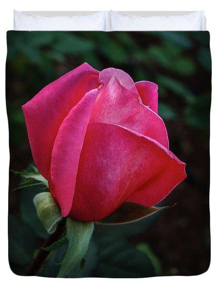 The Beautiful Rose Bud Duvet Cover