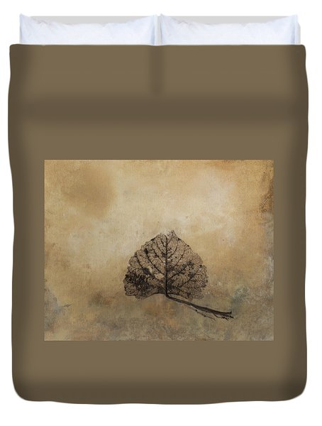 The Beauty Of Decay Duvet Cover