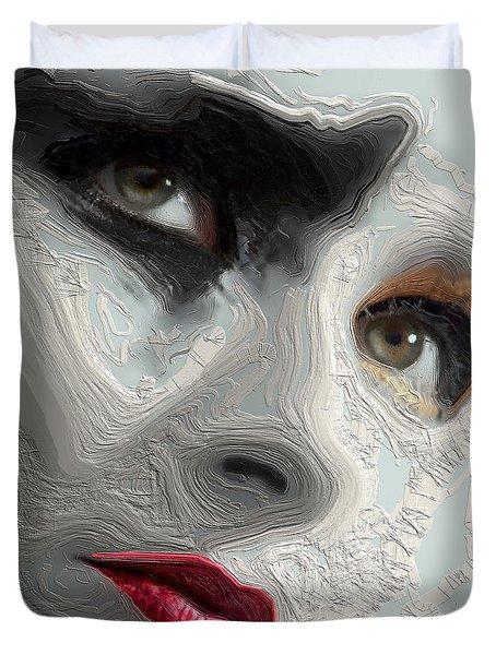 The Beauty Regime Duvet Cover