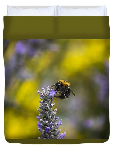 The Bees Knees Duvet Cover