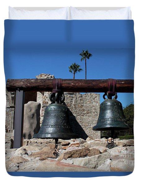 The Bells Duvet Cover