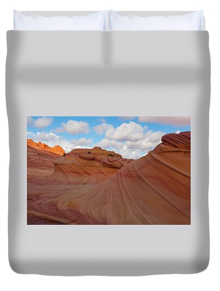 The Bends Duvet Cover