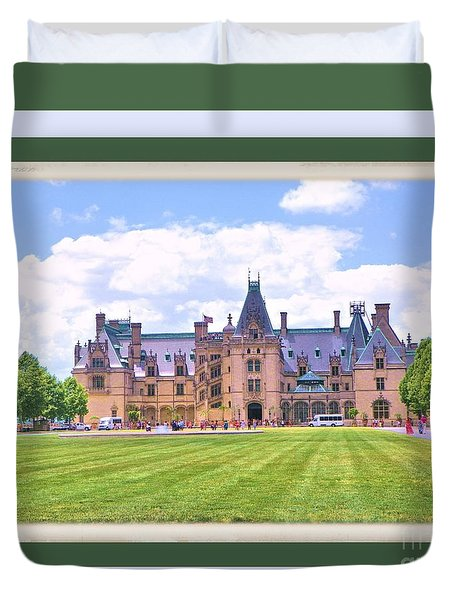 The Biltmore 4 Duvet Cover