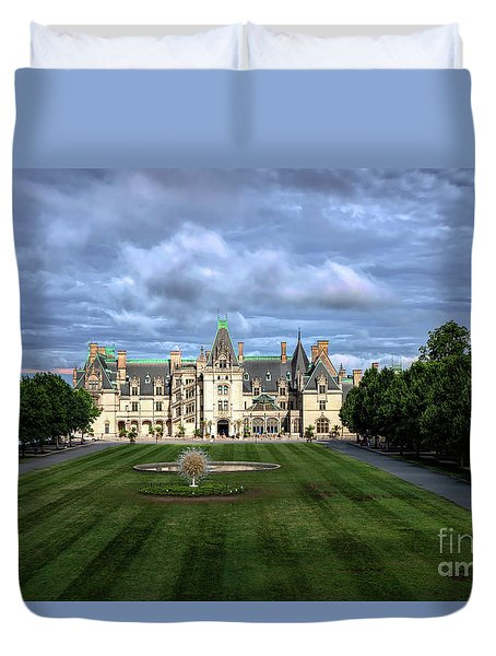The Biltmore Duvet Cover