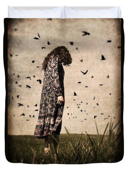 The Birds Duvet Cover