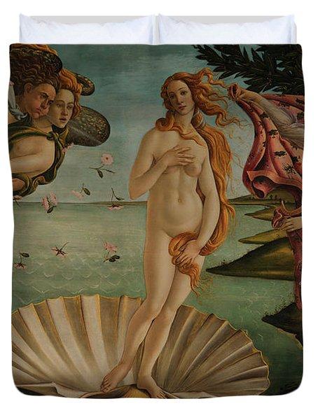 The Birth Of Venus, Original Duvet Cover
