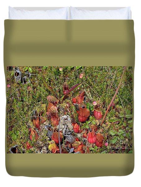 The Bog Duvet Cover