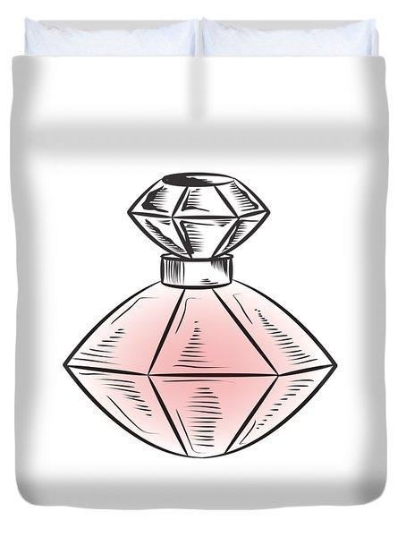 The Bottle Duvet Cover