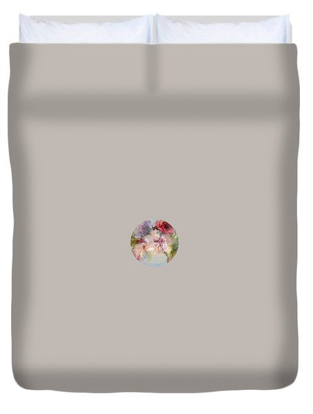 The Bouquet Duvet Cover