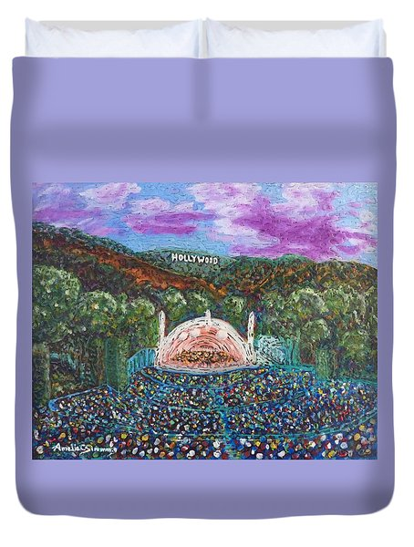 The Bowl Duvet Cover