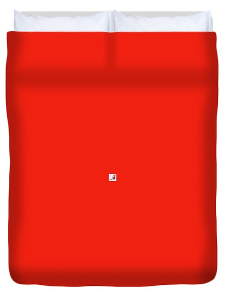 The Bozo Collection 5 Duvet Cover