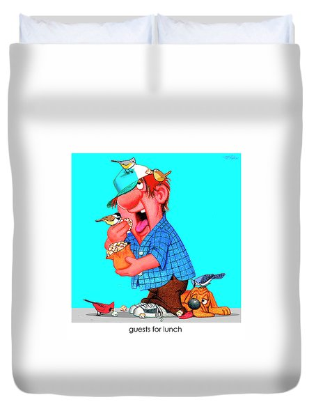 The Bozo Collection 6 Duvet Cover