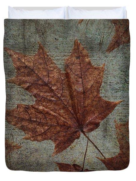 The Bronzing Duvet Cover