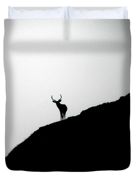 The Buck II Duvet Cover
