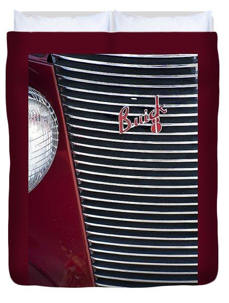 The Buick V8 Duvet Cover