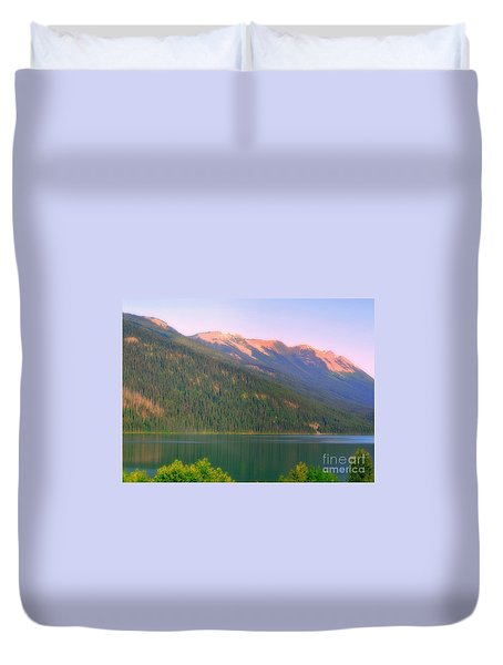 The Calm Duvet Cover by Elfriede Fulda