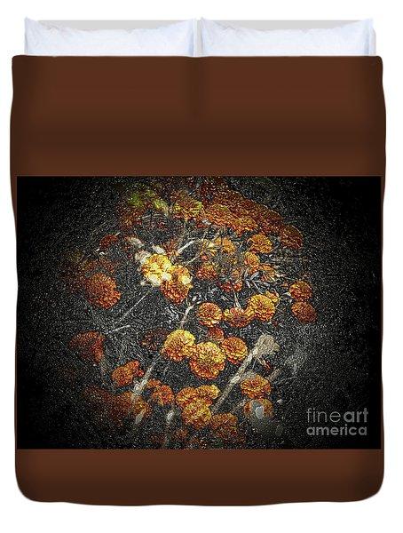 The Carved Bush Duvet Cover