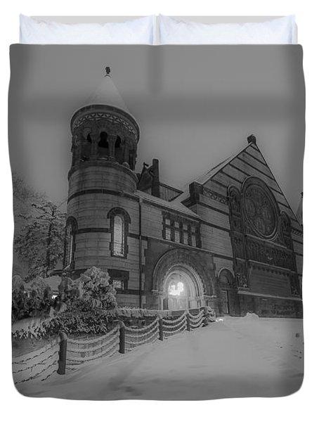 The Castle 2 Duvet Cover