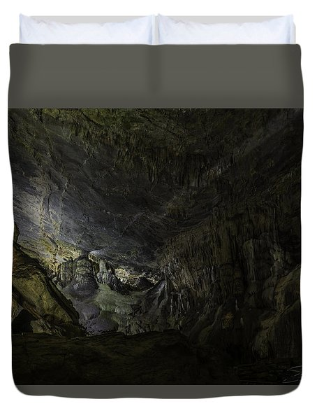 The Cavern Duvet Cover