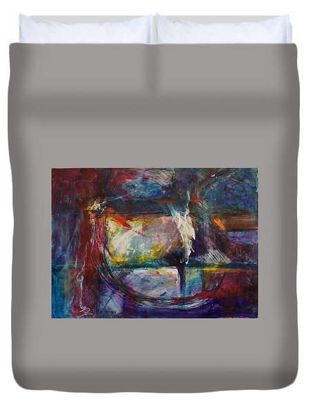 The Center Duvet Cover