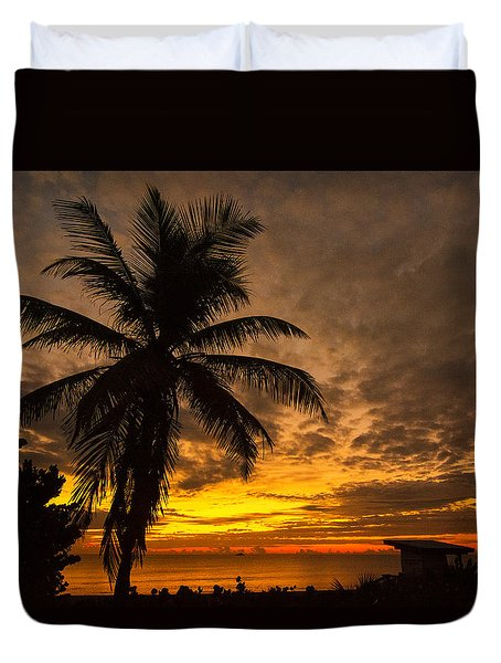 The Changing Light Duvet Cover by Don Durfee