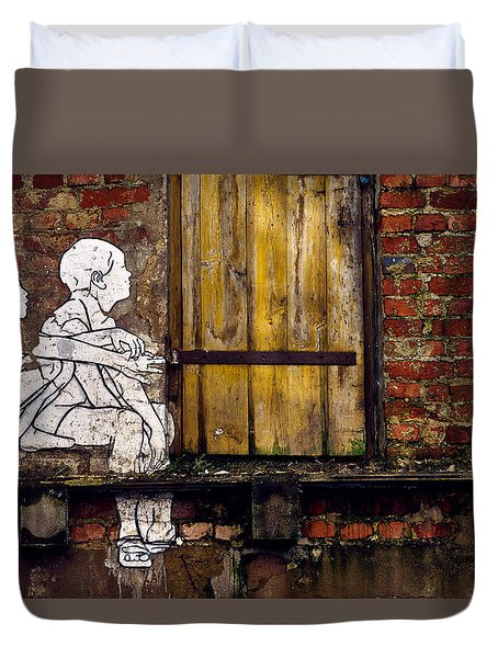 The Child's View Duvet Cover