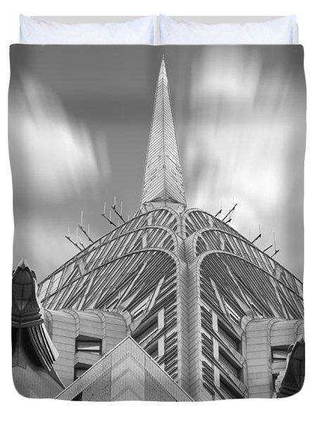 The Chrysler Building 2 Duvet Cover