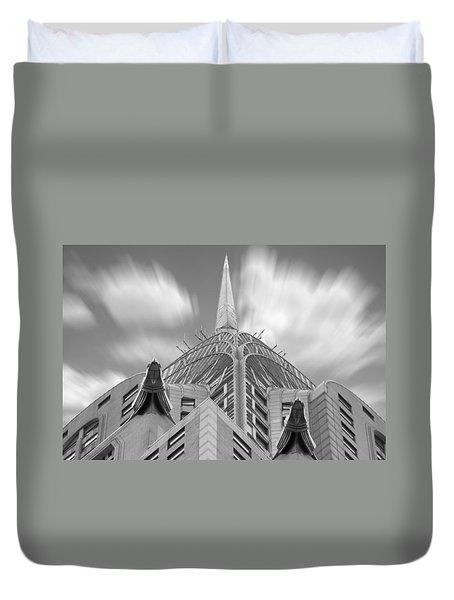 The Chrysler Building 3 Duvet Cover