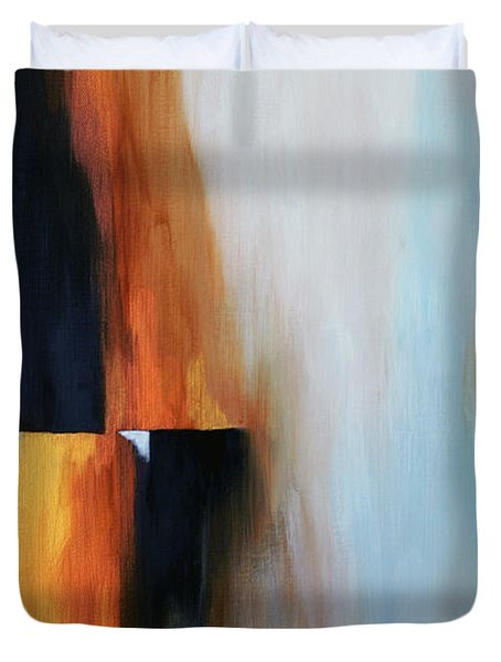 The Clearing 1 Duvet Cover by Michelle Joseph-Long