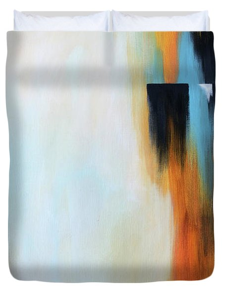 The Clearing 2 Duvet Cover by Michelle Joseph-Long