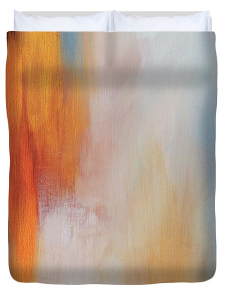 The Clearing 3 Duvet Cover by Michelle Joseph-Long