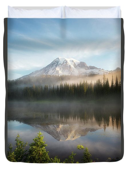 The Clearing Duvet Cover