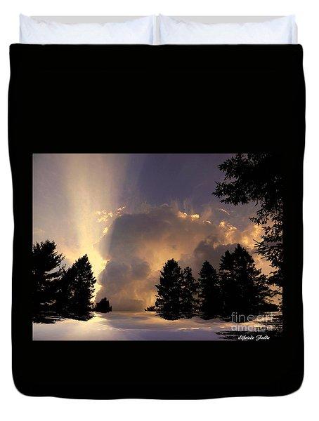 The Cloud Duvet Cover
