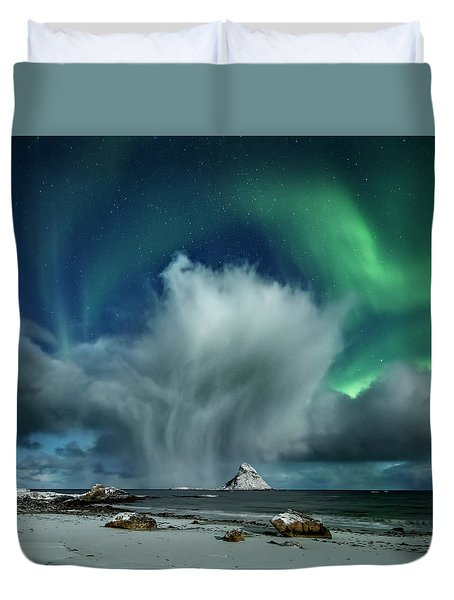 The Cloud II Duvet Cover