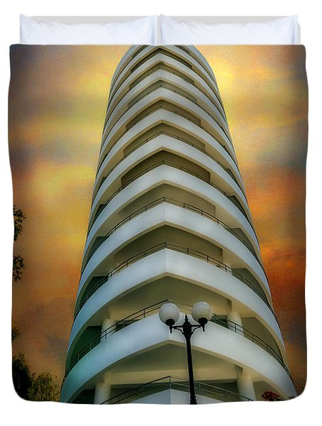 The Condominium Duvet Cover